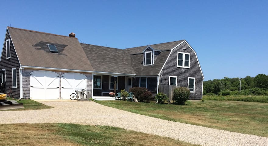 Block Island Sands Pond Retreat