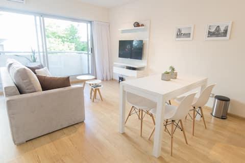 LUXURY & New Apartment in Belgrano 4C