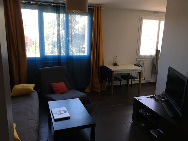 Appartement  15 min de Paris 43 m2