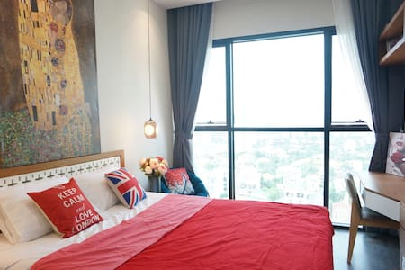 Luxury homestay in a brand new condo - Ho Chi Minh City - Apartmen