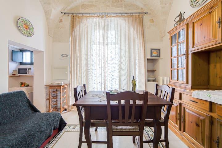 Casa suggestiva ad Ostuni