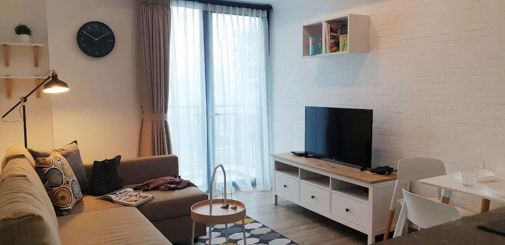 NEW..1 bedroom Apartment at Nine Residence Mampang