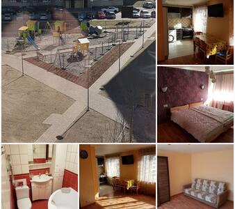 Уютная квартира для моих гостей - Ventspils - อพาร์ทเมนท์