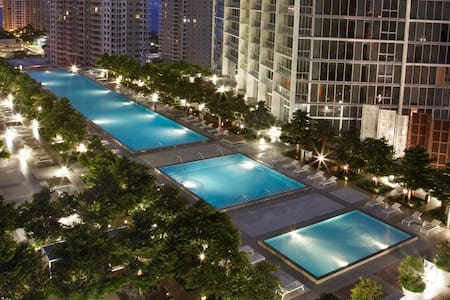 A gorgeous appartment @IconBrickell - Miami