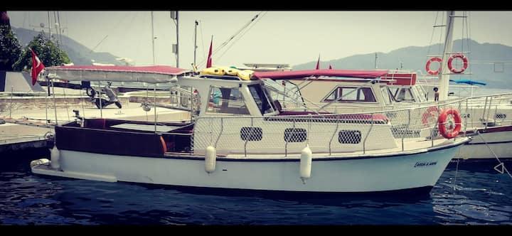 Eşsiz Koylarda Engin Mavi Denizde Enfes Bir Tatil