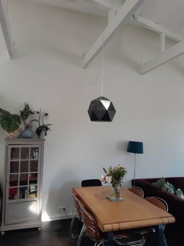 Séjour  (2ème étage)