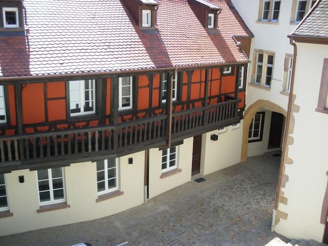 Duplex de Charme, 82m2,sur Cour, Centre Historique