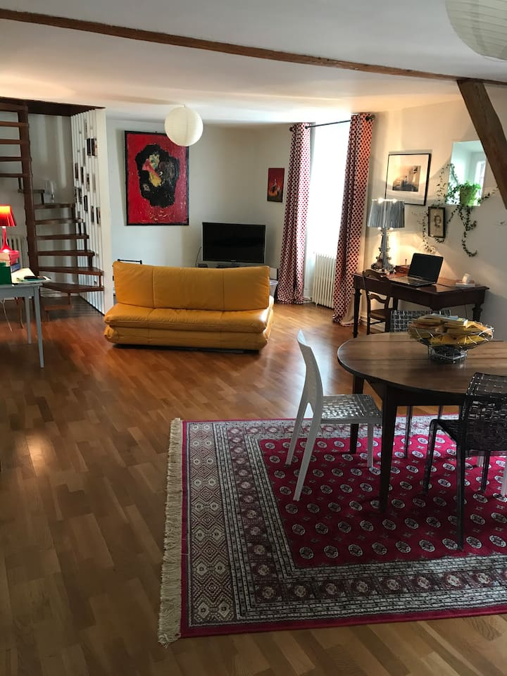 Appartement centre de Nevers