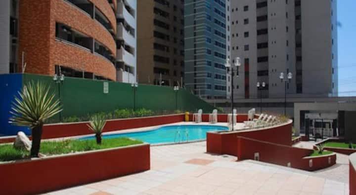 Apartamento ECONÔMICO no Melhor da BEIRA MAR!