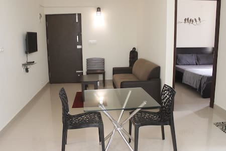 SPACIOUS 1bhk-Wifi- Tranquil Serviced Apartments