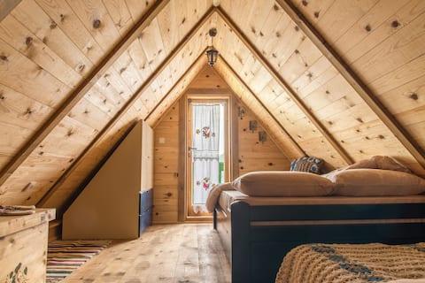 Wooden House ŠUŠKA 2 (Drvene kuće Šuška) ZAOVINE