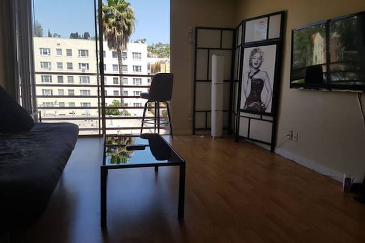 Spacious home in the heart of Hollywood - Los Angeles - Apartament