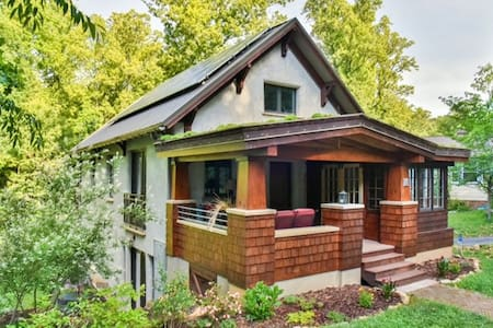 Amazing, One of a Kind, Green Home in W. Asheville - Asheville - Overig