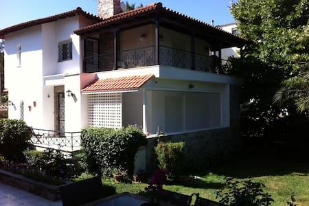 House & Garden at Thessaloniki Panorama - Panorama - Villa