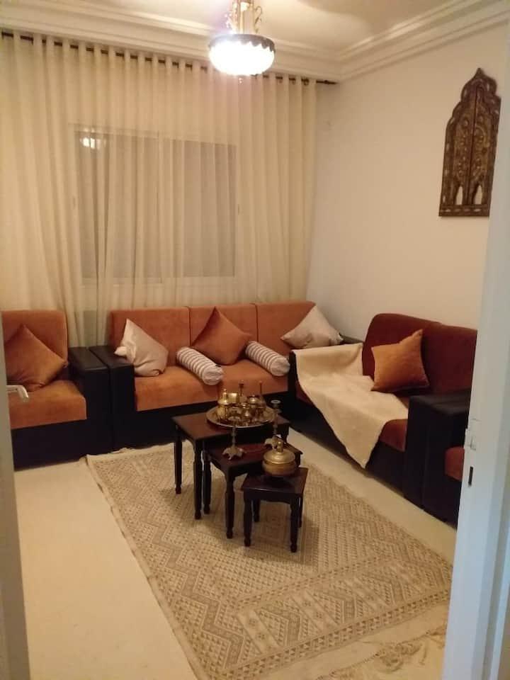 Tunisie, appartement haut standing a louer