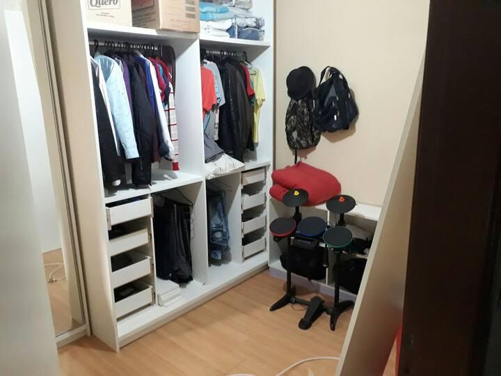 Casa Simples, Aluguel de 1 quarto