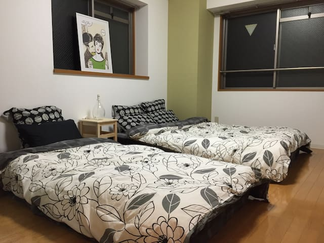 5min walk from Shinsaibashi Station - Ōsaka-shi - Apartmen