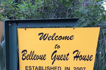 Bellevue Guest House,tranquil setting, scenic view - White River