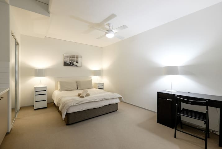 Beautiful Family-friendly InnerCity Apartment - Woolloongabba - Apartmen