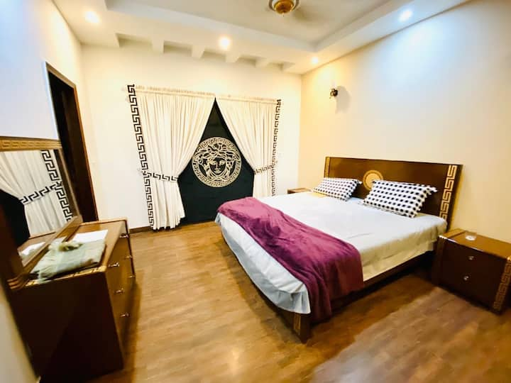 FURNISHED ROOM FOR RENT IN Phase 5 DHA Lahore