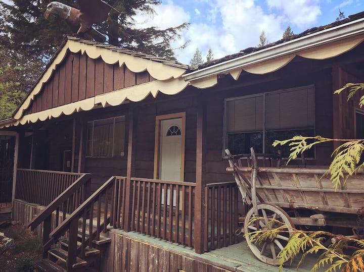 Eagle Cabin/Shannon Falls/ Squamish/ Klahanie/