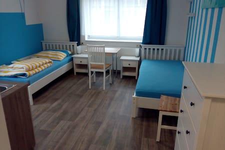 Einraumwohnung, A6, 40 km-Nürnberg - Birgland - Appartamento