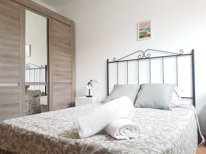 Apartamento con encanto en el centro de Reus