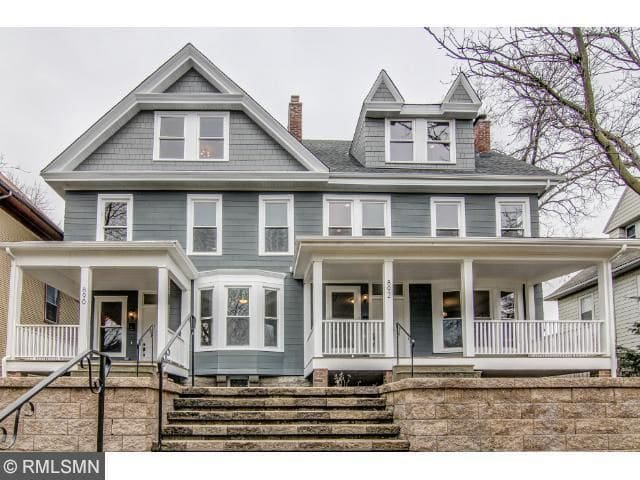 Beautiful Three-Story Home in Crocus Hill - Saint Paul - House