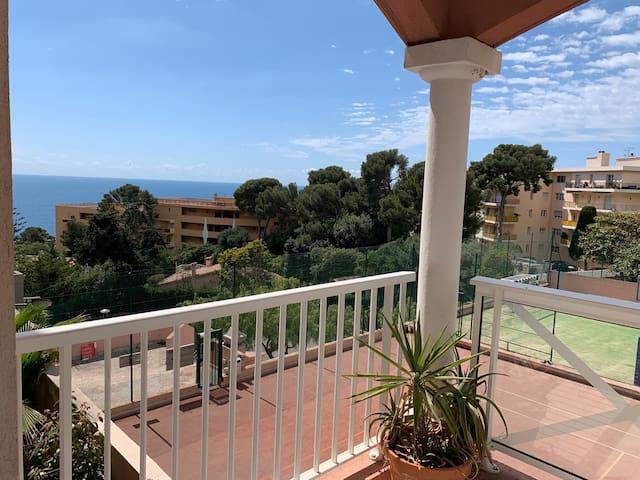 Apartment in Cap d'Ail - next to Monaco