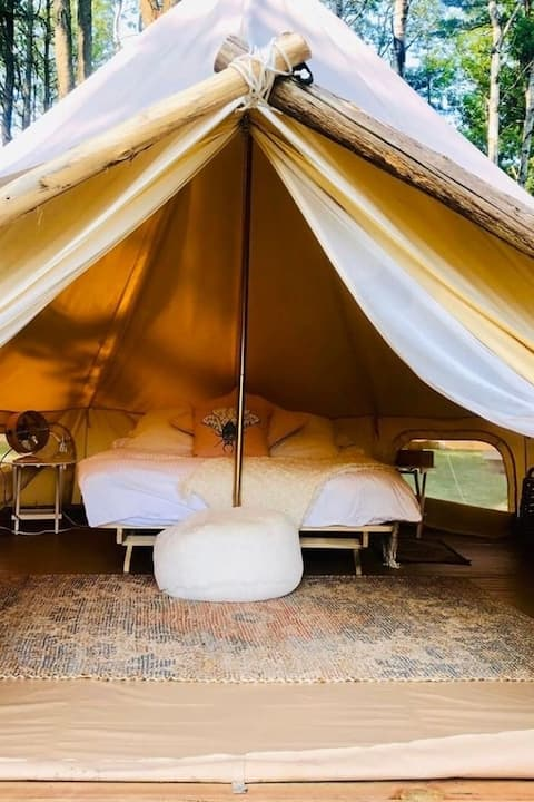 Glamping Safari Tent
