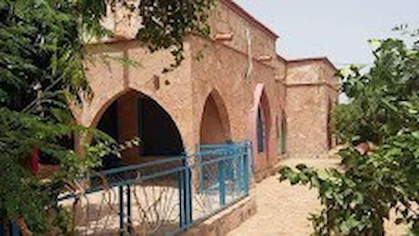 Villa au bord du fleuve Niger - Segou  - Huis