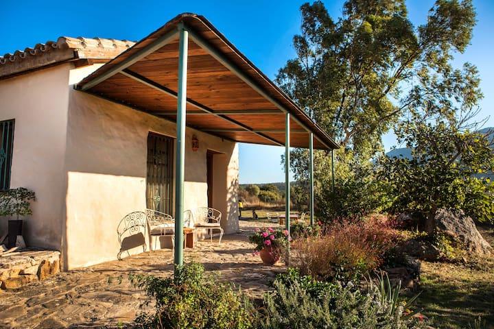 Casita Colibri - Rural Eco house in Natural Park