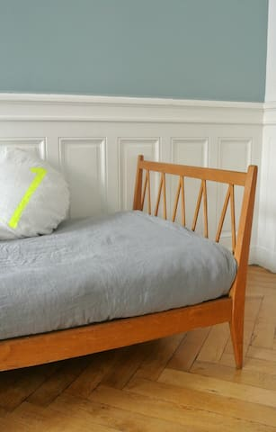 Chambre privee spatieuse propre et lumineuse - Koekelberg - Appartement