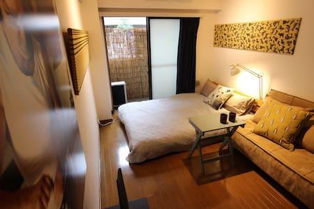 OPENING DISCOUNT!  SHINJUKU/5min walk/p-WIFI/AD5 - Shinjuku-ku - Apartment