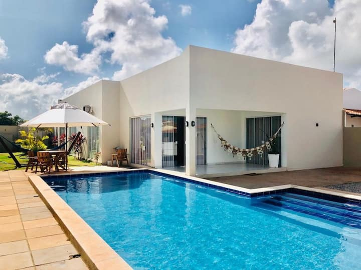 Qavi - Casa completa no Paraíso - #ParaísoDoBrasil