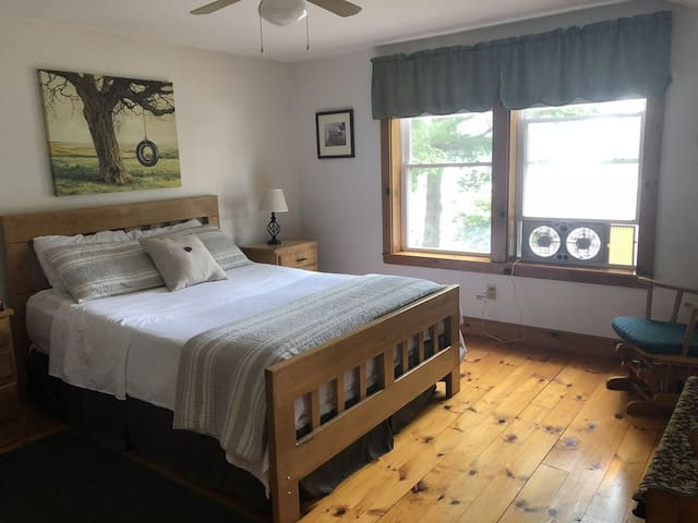 Now on air bnb! Beautiful lakeside cottage