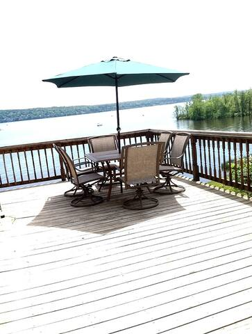 Three Level Home on Saratoga Lake - Saratoga Springs - Casa