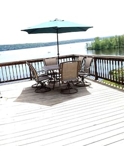 Three Level Home on Saratoga Lake - Saratoga Springs