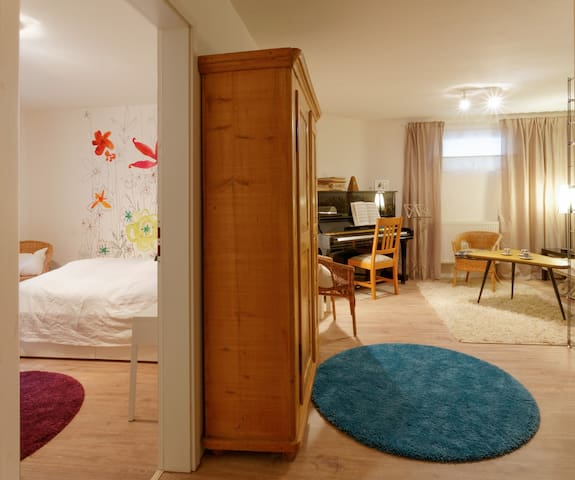 Cosy Mettmann - close to international Düsseldorf
