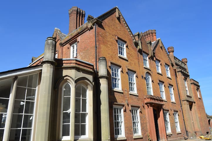 Pitmaston House, Luxury Suite - Worcester - Appartement