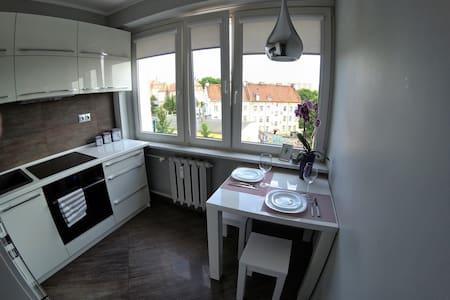 Apartament Nowoczesny - centrum Olsztyna