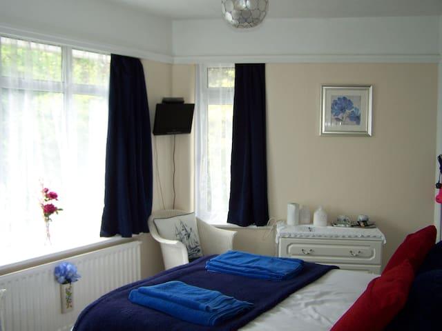 Cornerways Guest House Double Room