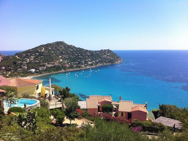 Sardinia studio panoramic view (IUN P1614)