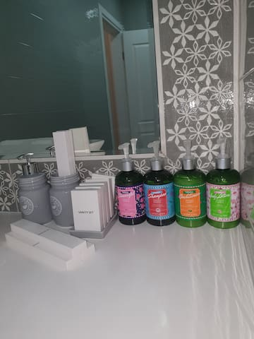 Our vanity kits