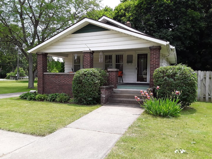 Centrally Located Very Comfortable Home .