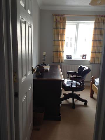 Third Bedroom/Working Space