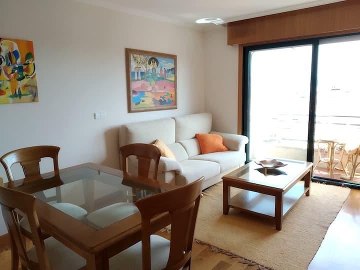 Cozy apartment on the beach