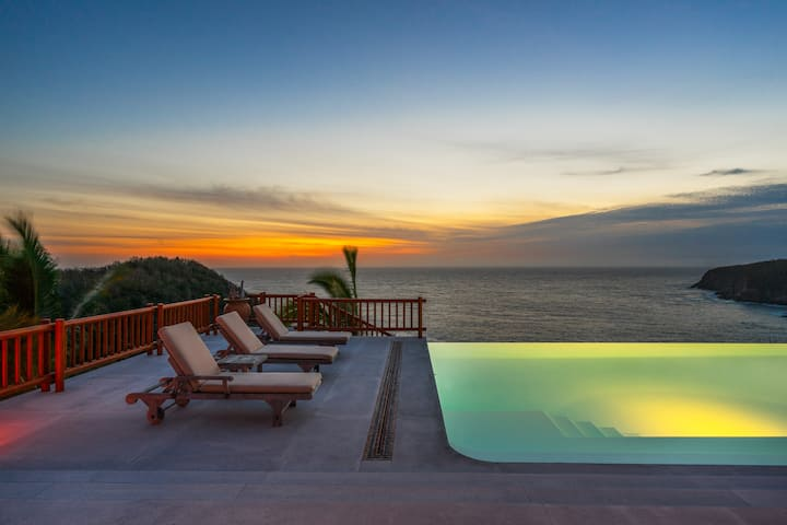 Villa La Ceiba, Costa Careyes