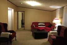 Room # 1 @ big house B&B 5miles Downtown/Furman-TR