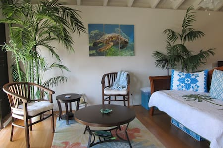 Romantic, ocean view retreat w/ available car - Maunaloa